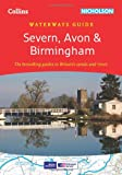 Collins Maps Severn, Avon & Birmingham (Collins Nicholson Waterways Guides)