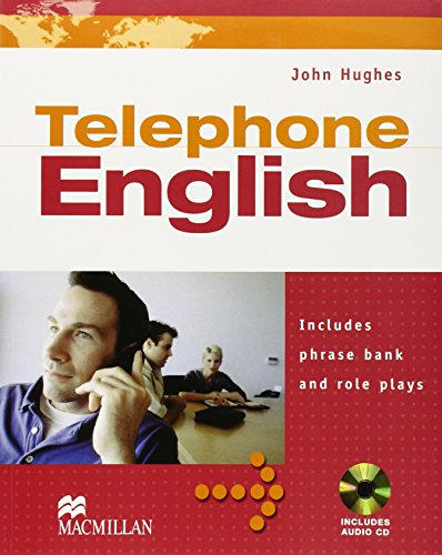 TELEPHONE ENGLISH Pack: Students Book with Audio CD