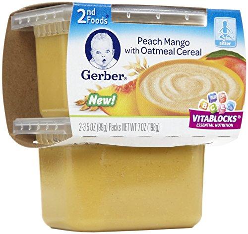 Gerber Baby Oatmeal