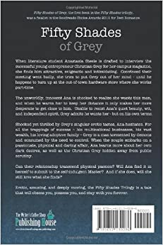 Fifty Shades of GreyPaperback– Large Print, 2011