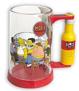 The Simpsons - Merchandise - Talking Beer Mug / Stein (Moe's Tavern)