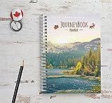 Reisetagebuch Kanada zum selberschreiben
