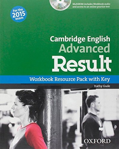 Cambridge English: Advanced Result: Workbook Resource Pack with Key by Mary Stephens (2014-08-28) (Advanced Result Workbook compare prices)