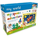 Gibsons My World My Space Adventure Jigsaw Puzzle 60 Pieces