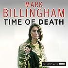 Time of Death Audiobook by Mark Billingham Narrated by Mark Billingham