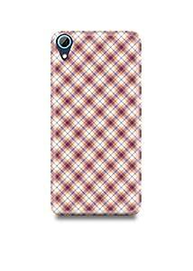 Plaid HTC 626 Case