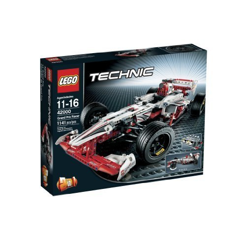 LEGO Technic 42000 Grand Prix Racer by LEGO Technic [Toy]