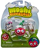 Luvli: Moshi Monsters Mini-Figure Keychain Series #1
