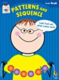 img - for Patterns and Sequence Stick Kids Workbook, Grade PreK (Stick Kids Workbooks) book / textbook / text book