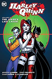 Harley Quinn Vol. 5: The Joker's Last Laugh at Gotham City Store