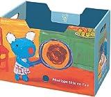 ペネロペ カラーボックス用ボックス ライトグリーン PL-16
