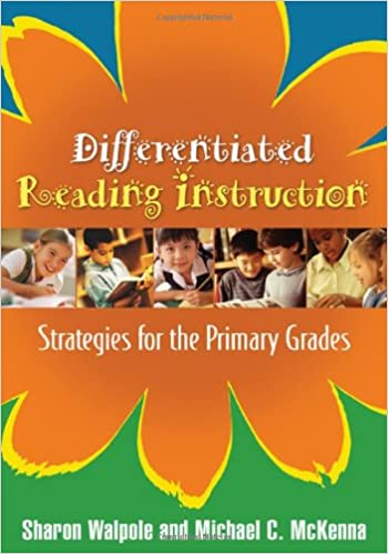Book cover: differentiated reading instruction strategies for the primary grades