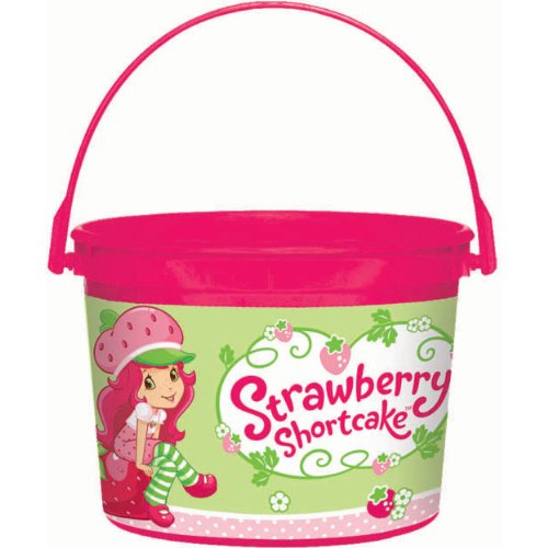 Strawberry Shortcake Party Favor Bucket