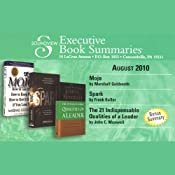 Soundview Executive Book Summaries, August 2010 | [John C. Maxwell, Marshall Goldsmith, Frank Koller]
