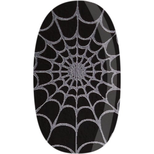 3 Great Swift Y And Thrifty Diy Decorating Ideas: Spiderweb Nail Art Decals