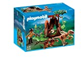 Playmobil Dinos 5233 Deinonychus and Velociraptors