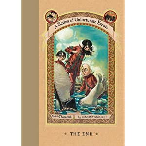 A Series of Unfortunate Events, Book 1-13