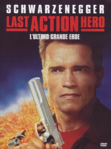Last action hero - L'ultimo grande eroe [IT Import]