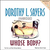 Whose Body? | [Dorothy L. Sayers]