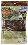 Hartz Americas Prime Smoked Pig Ears Dog Treat, 12-Pack