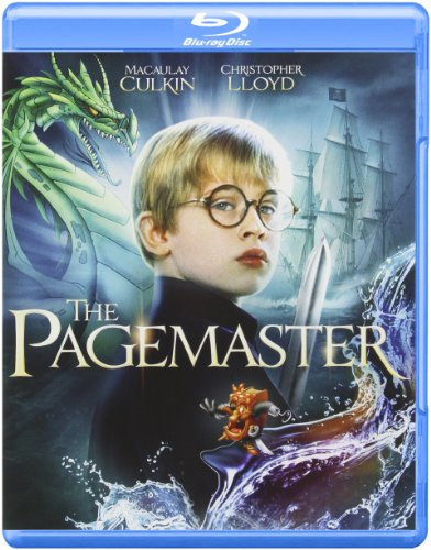 The Pagemaster [Blu-ray]