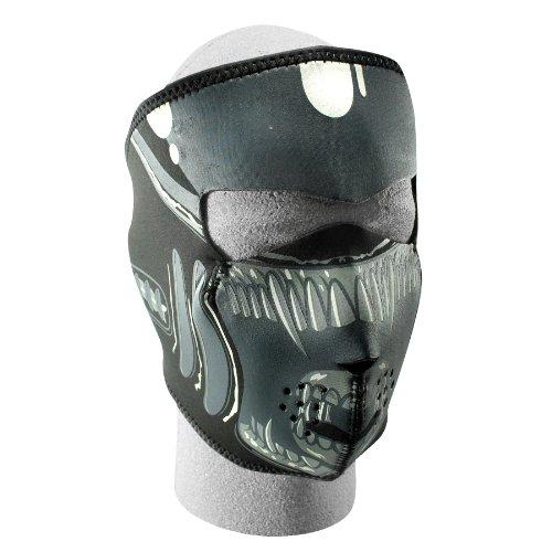 ZANheadgear Neoprene Alien Face Mask