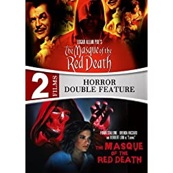 Masque of the Red Death (1964) / Masque of the Red Death (1990) - 2 DVD Set (Amazon.com Exclusive)
