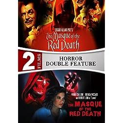 Masque of the Red Death (1964) / Masque of the Red Death (1990) - 2 DVD Set (Amazon.com Exclusive)