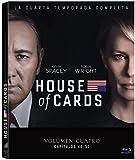 House Of Cards 4 Temporada Blu-ray España