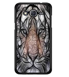 PRINTSWAG TIGER Designer Back Cover Case for SAMSUNG GALAXY J5