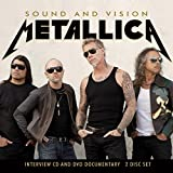 Metallica - Sound And Vision [CD+DVD]