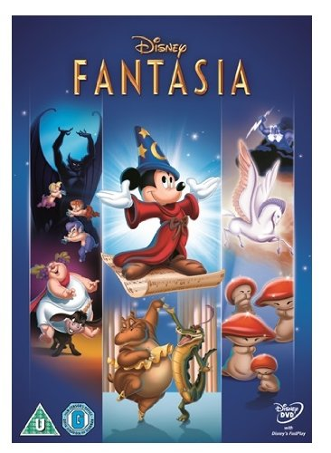 Fantasia - [DVD] [1940]