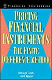 img - for Pricing Financial Instruments: The Finite Difference Method book / textbook / text book