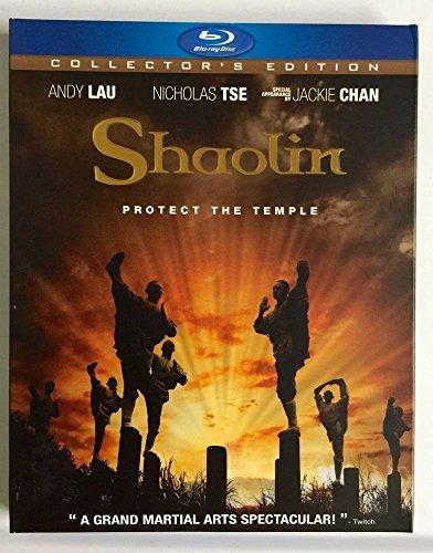 Shaolin (Collector's Edition) [Blu-ray]