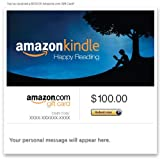 Amazon Gift Card - E-mail - Amazon Kindle