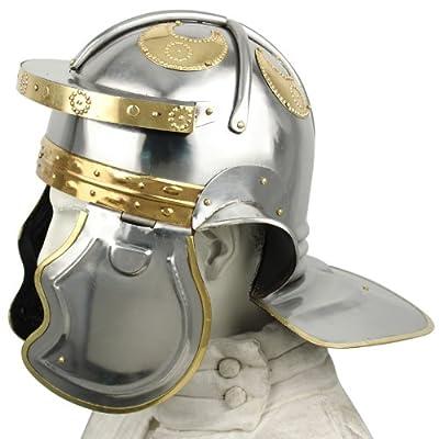 Roman Imperial Italic Helmet G 18 Guage Armor Helmet
