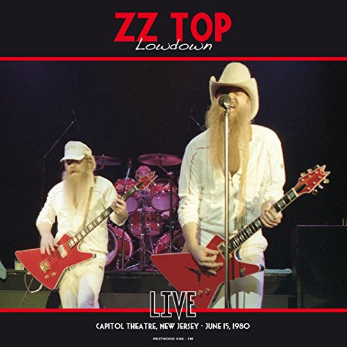 Live at the Capitol Theatre, New Jersey,