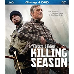 Killing Season [Blu-ray/DVD Combo]