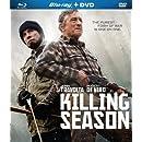 Killing Season [Blu-ray/DVD Combo]
