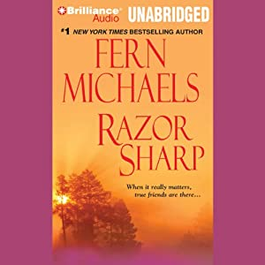 Razor Sharp Audiobook