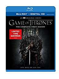 Game of Thrones: Season 1 (BD) [Blu-ray]