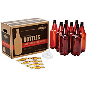 Mr. Beer Deluxe Beer Bottling System, 1-Liter