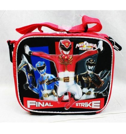 Lunch Bag – Power Rangers – Mega Force Final Strike