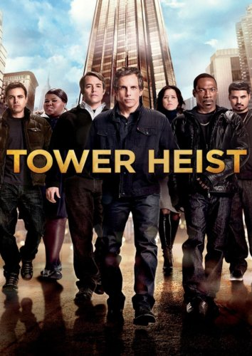 Tower Heist on Amazon Prime Instant Video UK