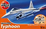 Airfix Quick Build Eurofighter Typhoo...