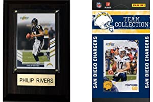 NFL San Diego Chargers Fan Pack by C&I Collectables