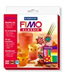 Staedtler Fimo Classic 8003 33 L1 Modelling Clay Oven-Hardening Workshop Box Blending