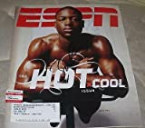 Dwyane Wade Signed Espn The Magazine Authentic Autograph Miami Heat Nba Coa - Autographed NBA Magazines at Amazon.com