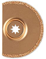 Fein 63502170010 Lame de scie segment à concrétion carbure