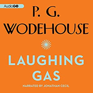 Laughing Gas Audiobook